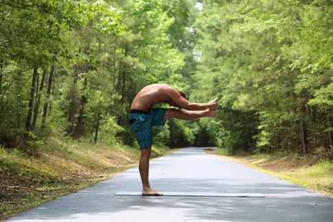 Dandayamana Janushirasana - Standing Head to Knee Pose